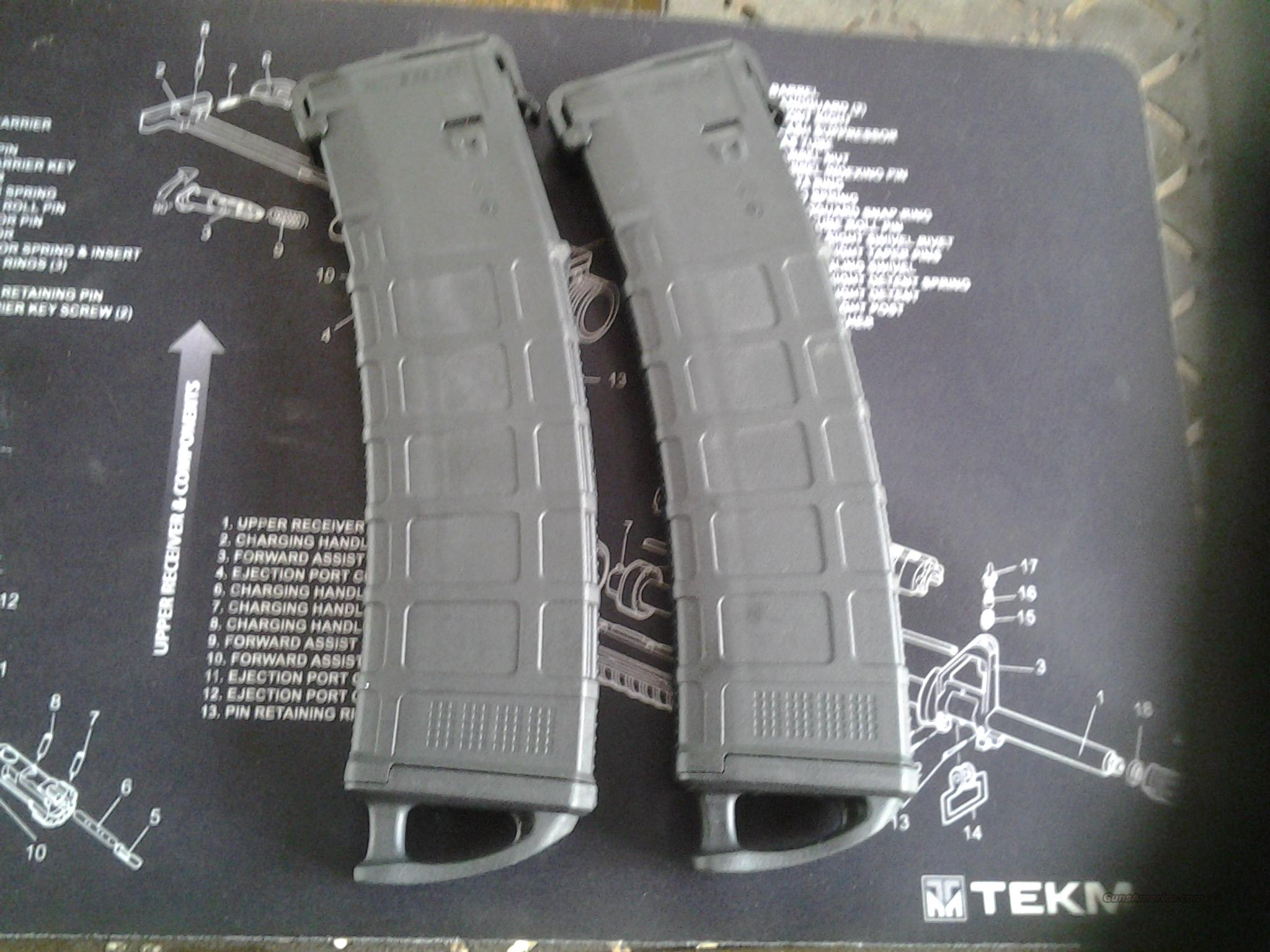set of 4 PMAG 40 RD RANGER PLATES INCL M3  Non-Guns > Magazines & Clips > Rifle Magazines > AR-15 Type
