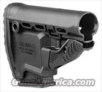 FAB Defense Mako Group GL-MAG Black AR15 Stock  Non-Guns > Gun Parts > M16-AR15