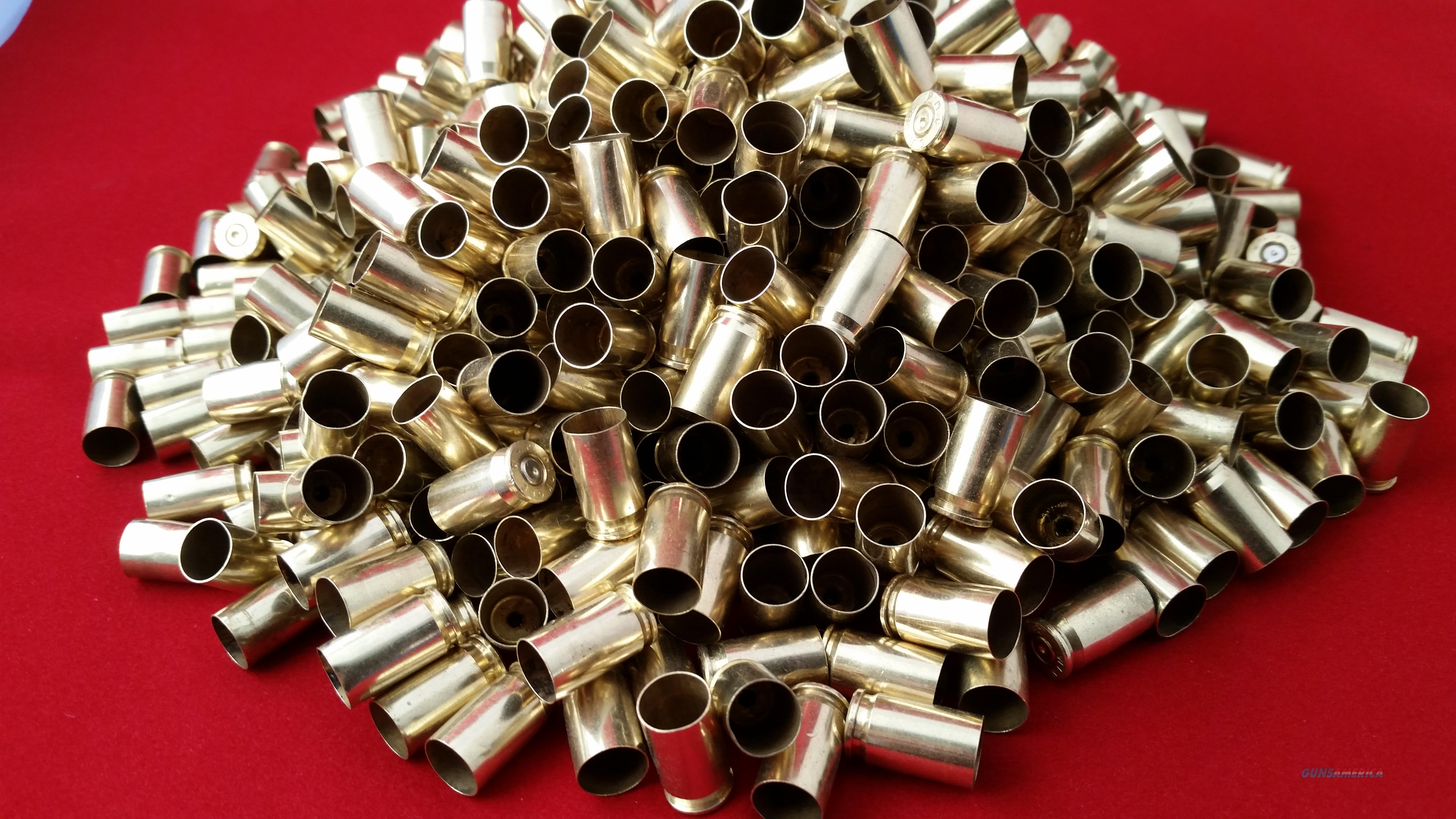 500 .380 Once Fired Brass  Non-Guns > Reloading > Components > Brass
