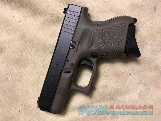 glock 26 factory OD GREEN gen 3   hard to find  Guns > Pistols > Glock Pistols > 26/27