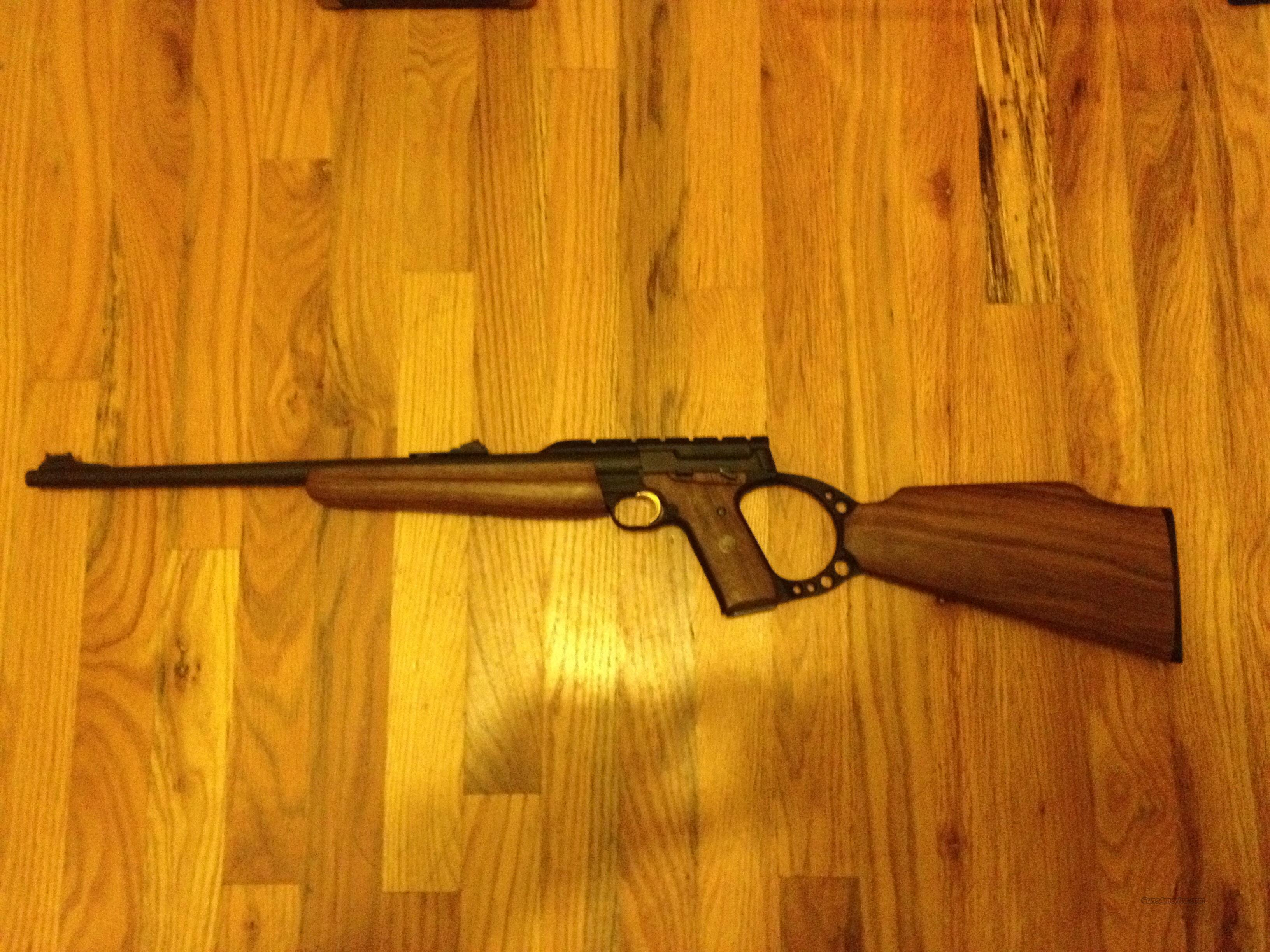 Browning buckmark sporter carbine w/ 3 mags  Guns > Rifles > Browning Rifles > Semi Auto > Hunting