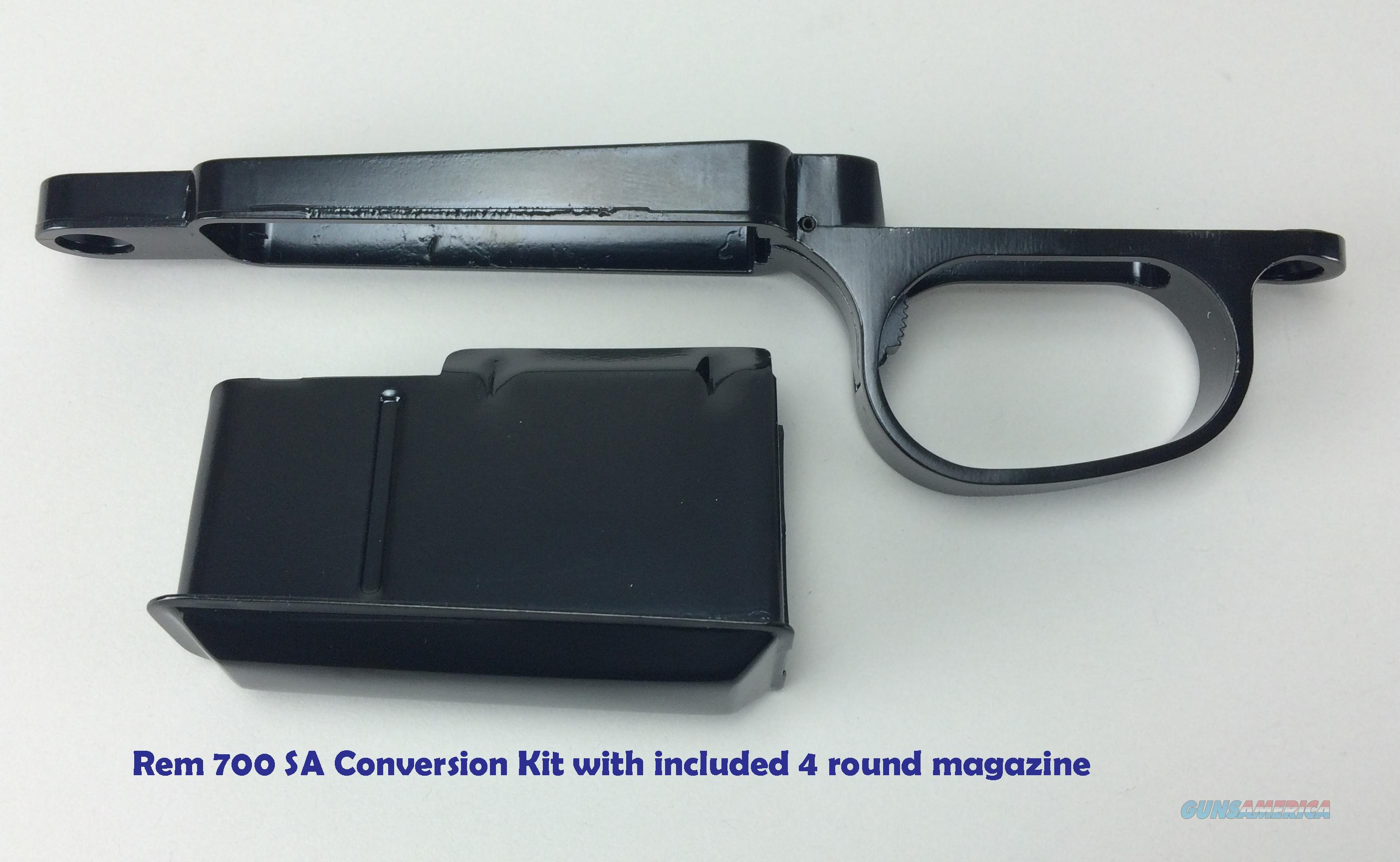 Remington 700 Magazine Conversion Kit, Long or Short Action  Non-Guns > Magazines & Clips > Rifle Magazines > Other