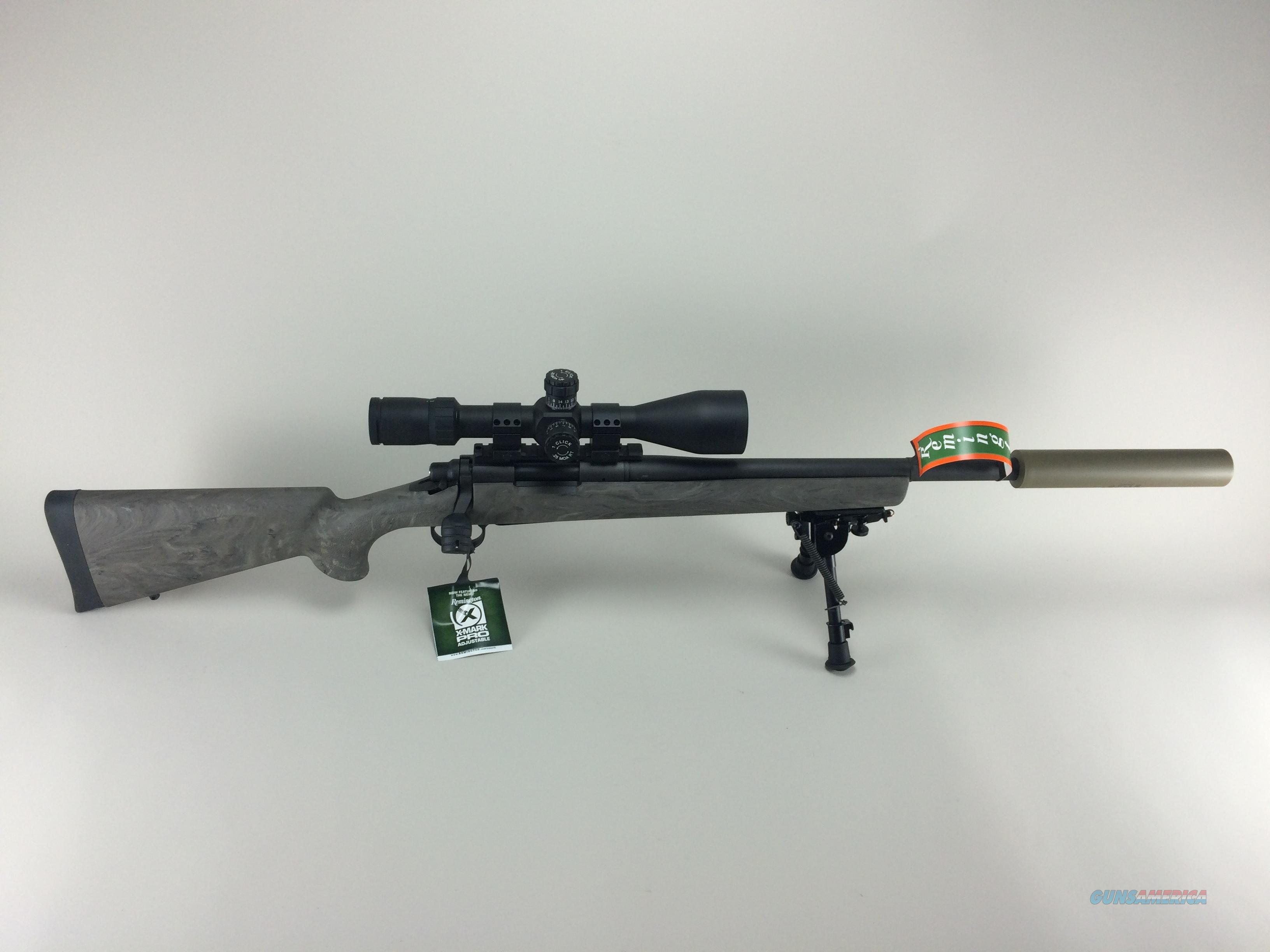 Remington 700 SPS .300AAC Blackout 84205 Tactical/Target/Varmint with Weaver 3-15x50mm Tactical, First Focal Plane Scope and much more....   Guns > Rifles > Remington Rifles - Modern > Model 700 > Tactical
