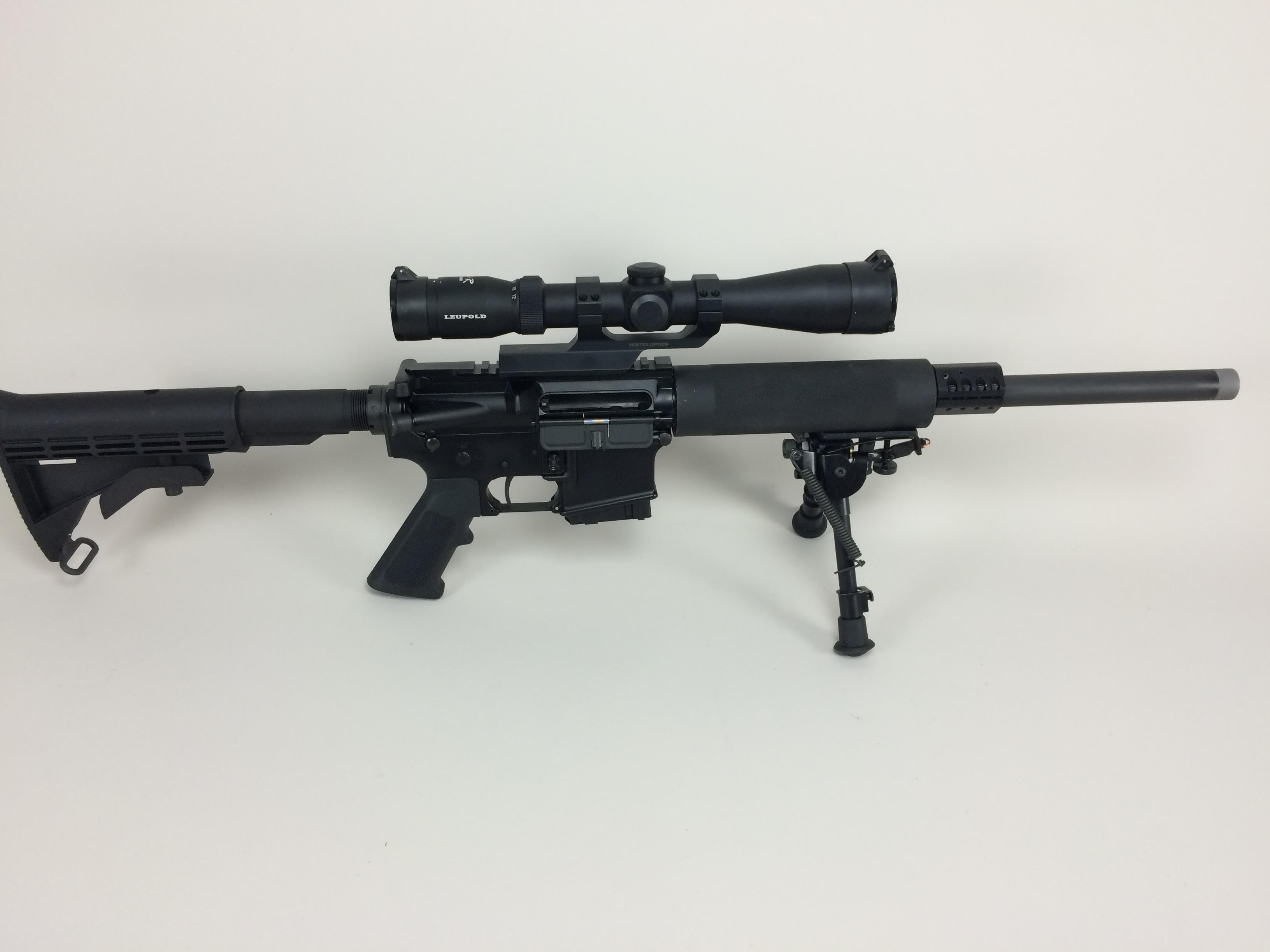 "Olympic Arms AR-15 (K16) 223/5.56 Nato, 16"" with Options  Guns > Rifles > Olympic Arms Rifles"