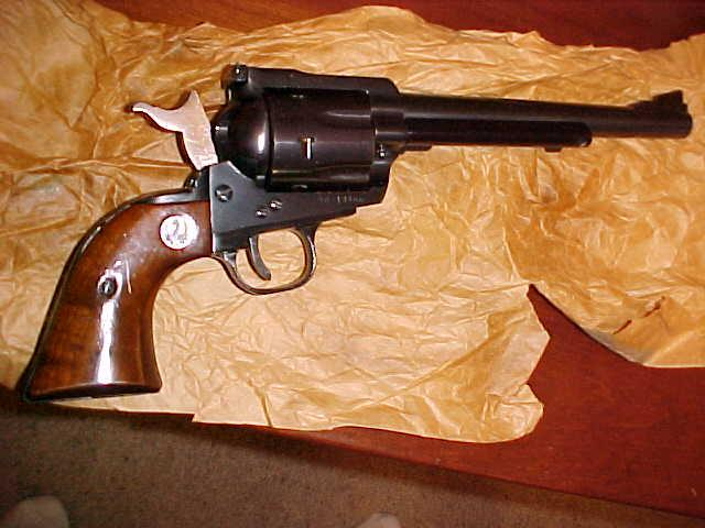 Ruger 3-Screw 30 carbine 1972 Minty  Guns > Pistols > Ruger Single Action Revolvers > Blackhawk Type