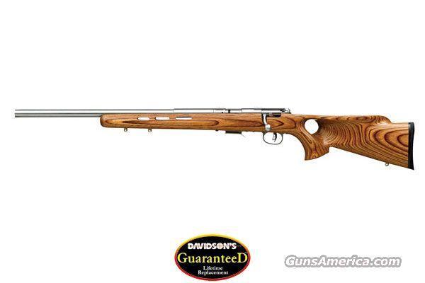 Savage Arms 93R17-BTVLSS Left-Handed  Guns > Rifles > Savage Rifles > Accutrigger Models > Sporting