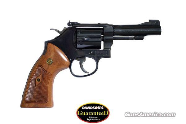 Smith & Wesson Model 18 Combat Masterpiece  Guns > Pistols > Smith & Wesson Revolvers > Full Frame Revolver