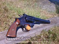 Smith & Wesson K-22, Model 17-2  Guns > Pistols > Smith & Wesson Revolvers > Full Frame Revolver