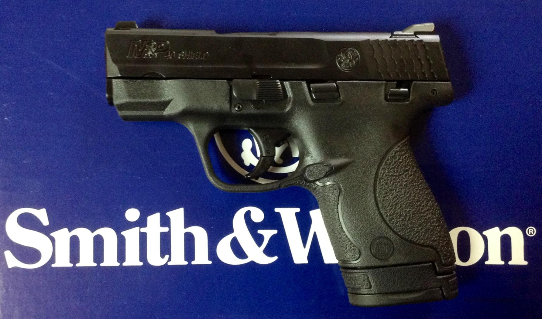Smith and Wesson M&P Shield .40  Guns > Pistols > Smith & Wesson Pistols - Autos > Shield