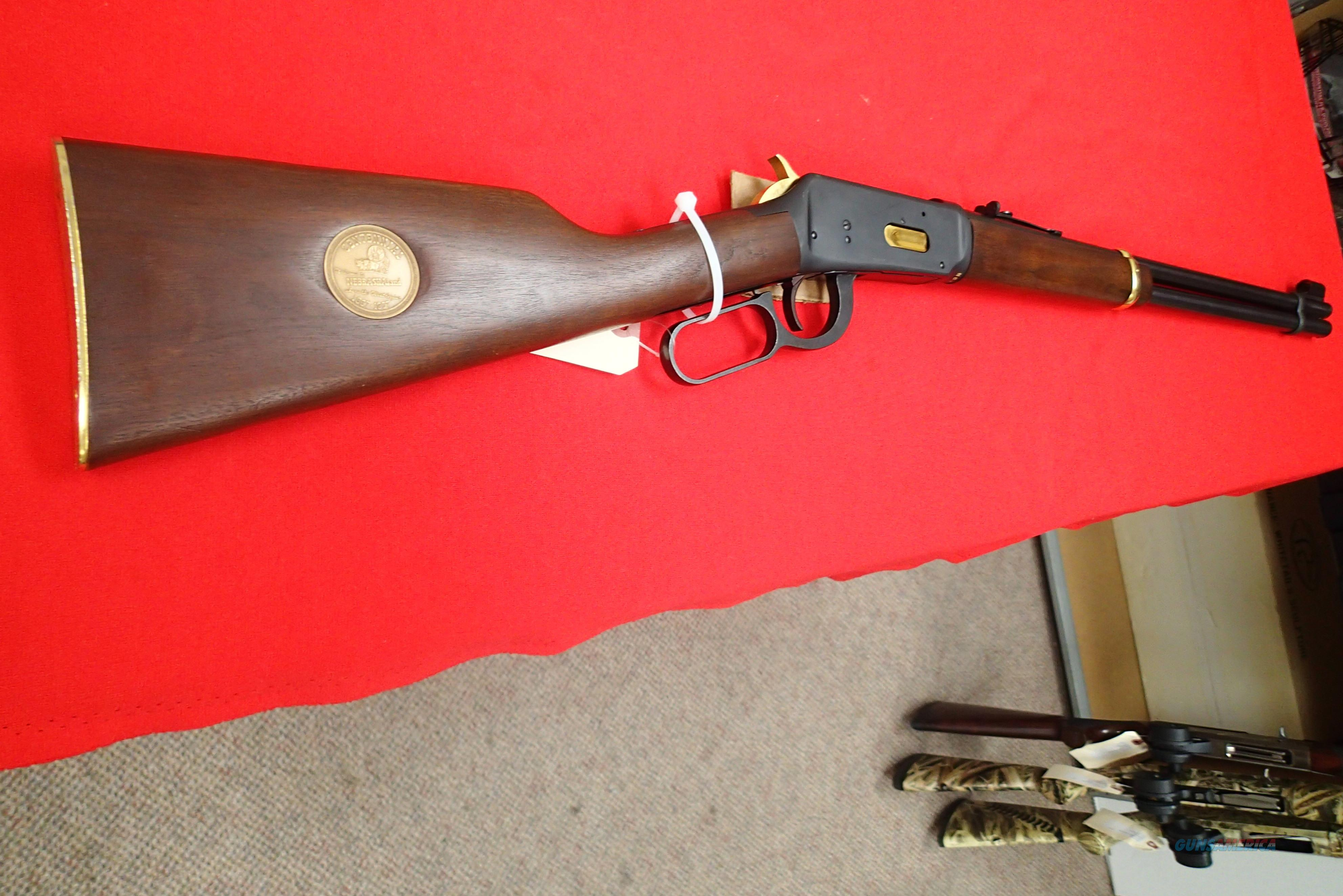 Winchester 94 SRC Nebraska Centennial New No Box  Guns > Rifles > Winchester Rifles - Modern Lever > Model 94 > Post-64