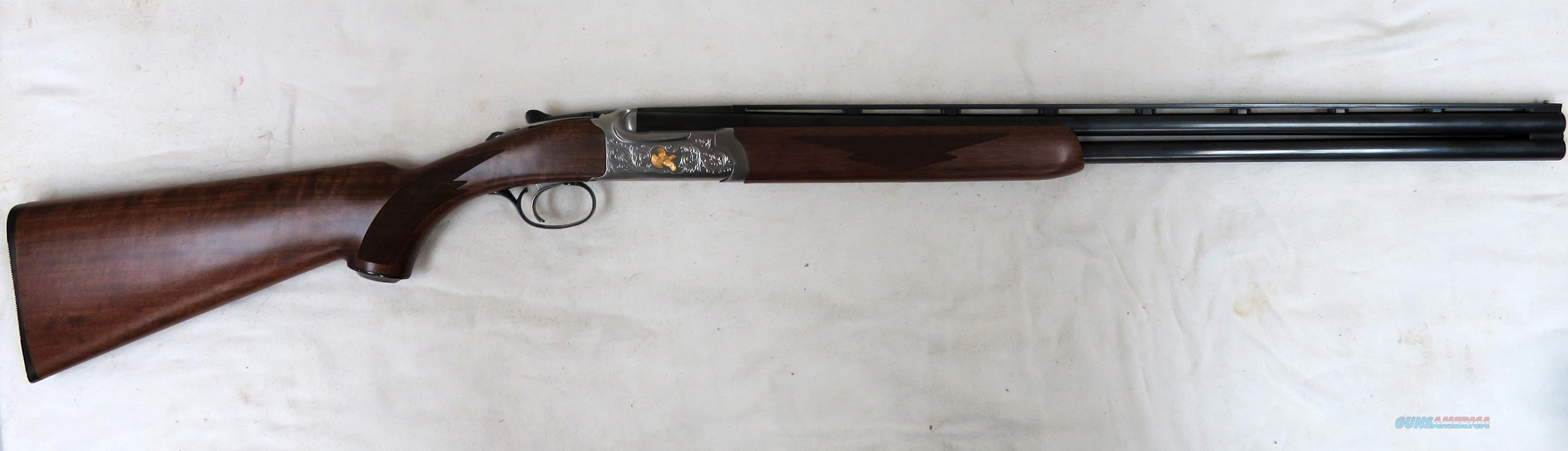 "RUGER RED LABEL 50 YEAR COMMEMORATIVE 28GA 26""  Guns > Shotguns > Ruger Shotguns > Hunting"