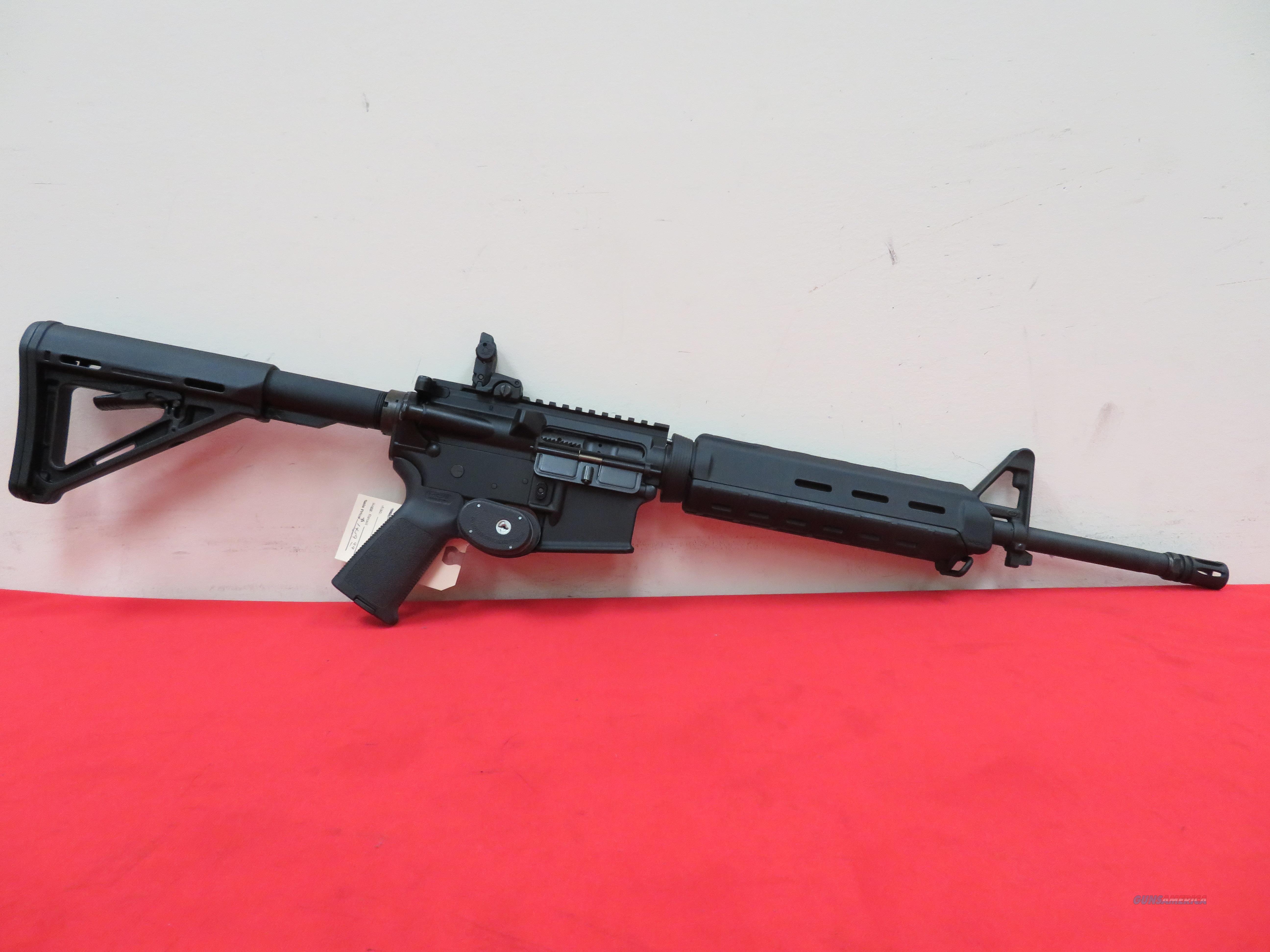 "CMMG MK4 MOE EDITION 16"" 223 REM/ 5.56 NATO  Guns > Rifles > CMMG > CMMG Rifle"