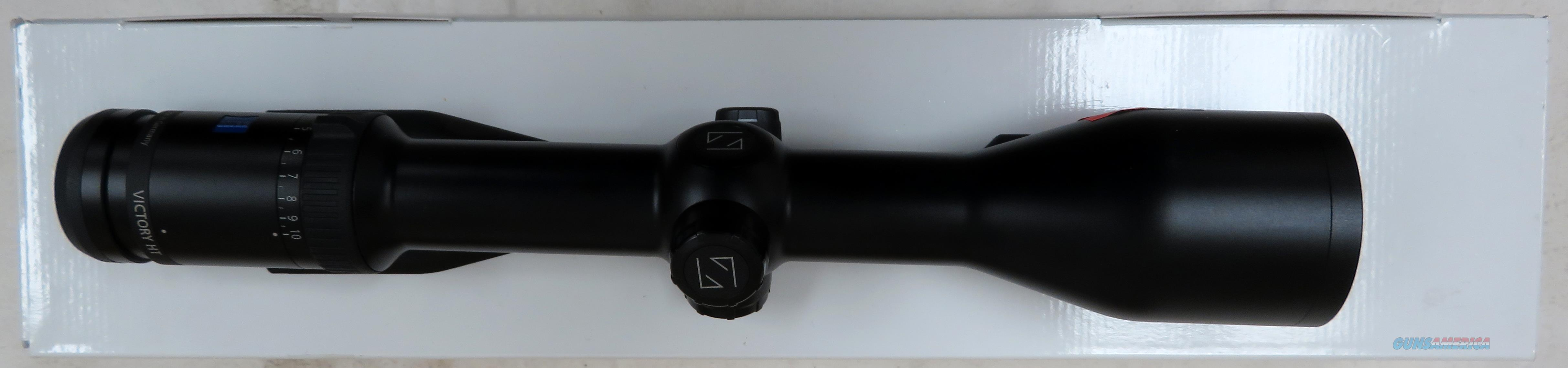 SALE!!! ZEISS VICTORY HT 2.5-10X50 WITH RETICLE #06  Non-Guns > Scopes/Mounts/Rings & Optics > Rifle Scopes > Variable Focal Length