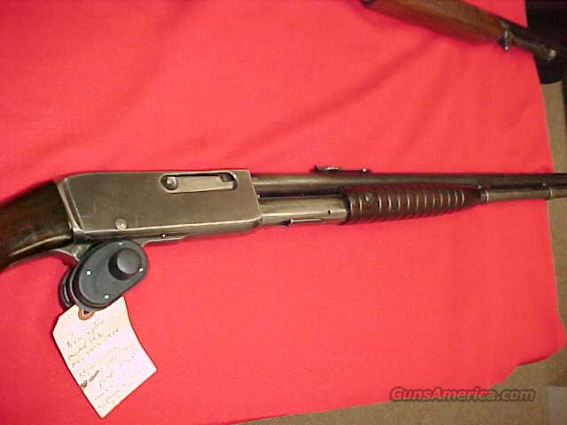 Remington Model 14 1/2 Takedown 1913-1934 38/40 Pump  Guns > Rifles > Remington Rifles - Modern > Other