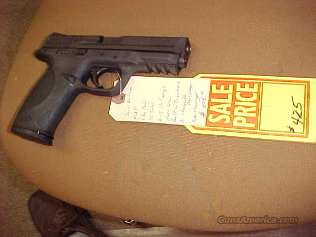 Smith & Wesson M&P 40s&w as new  Guns > Pistols > Smith & Wesson Pistols - Autos > Polymer Frame