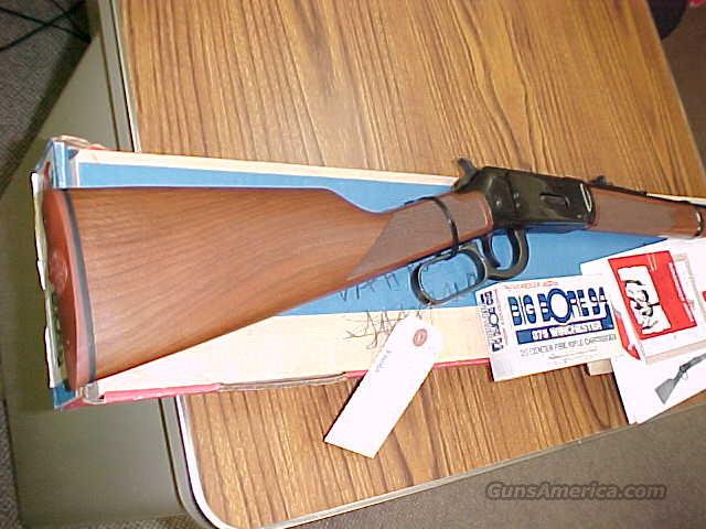 Winchester Big Bore 375 winchester Brand New unfired/Box  Guns > Rifles > Winchester Rifles - Modern Lever > Model 94 > Post-64