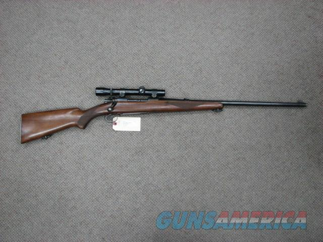 Winchester Model 54 270 W.C.F  Guns > Rifles > Winchester Rifles - Modern Bolt/Auto/Single > Other Bolt Action