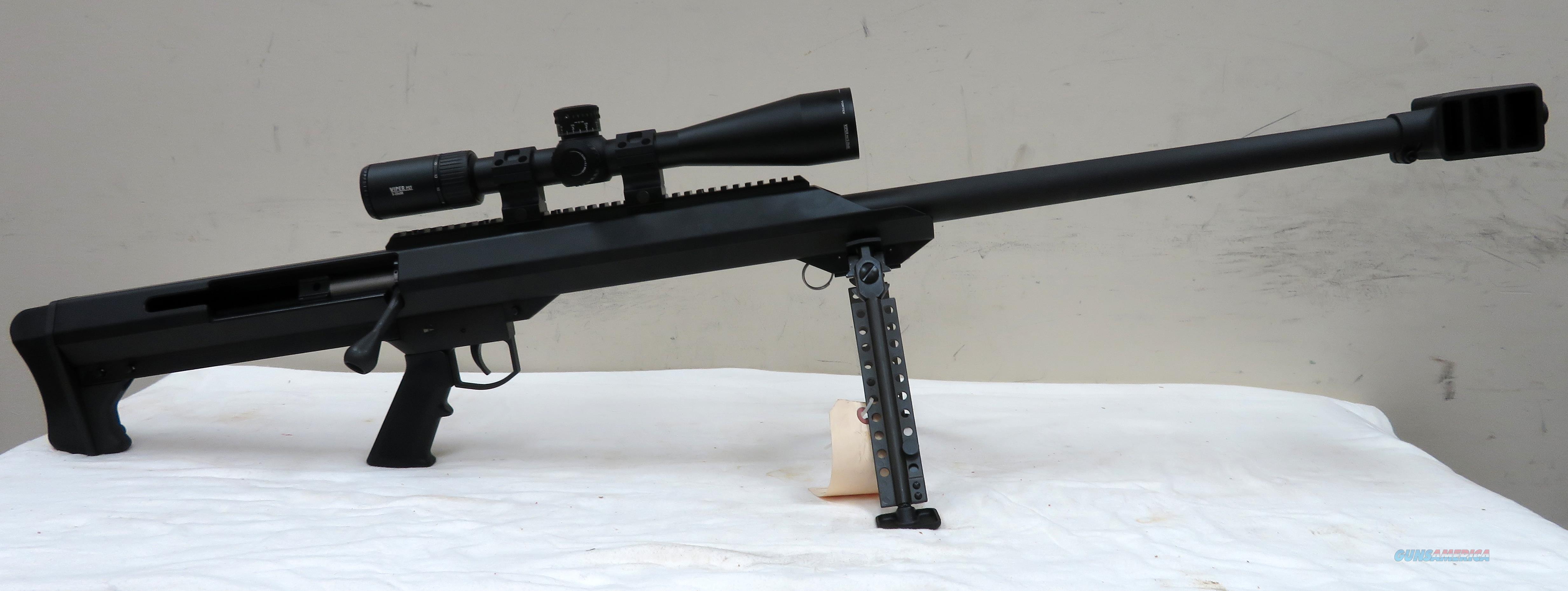 """BARRETT M99 .50BMG 32""""  Guns > Rifles > Barrett Rifles"""