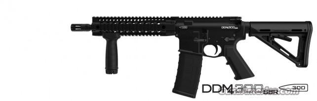 New Daniel Defense DDM4 300 SBR - FREE SHIPPING, NO CC FEES  Guns > Rifles > Daniel Defense > Complete Rifles