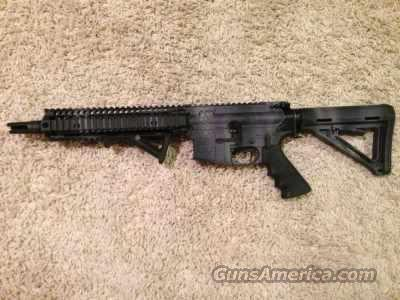 Custom AR15 SBR - Daniel Defense Barrel & BCG  Guns > Rifles > Daniel Defense > Complete Rifles
