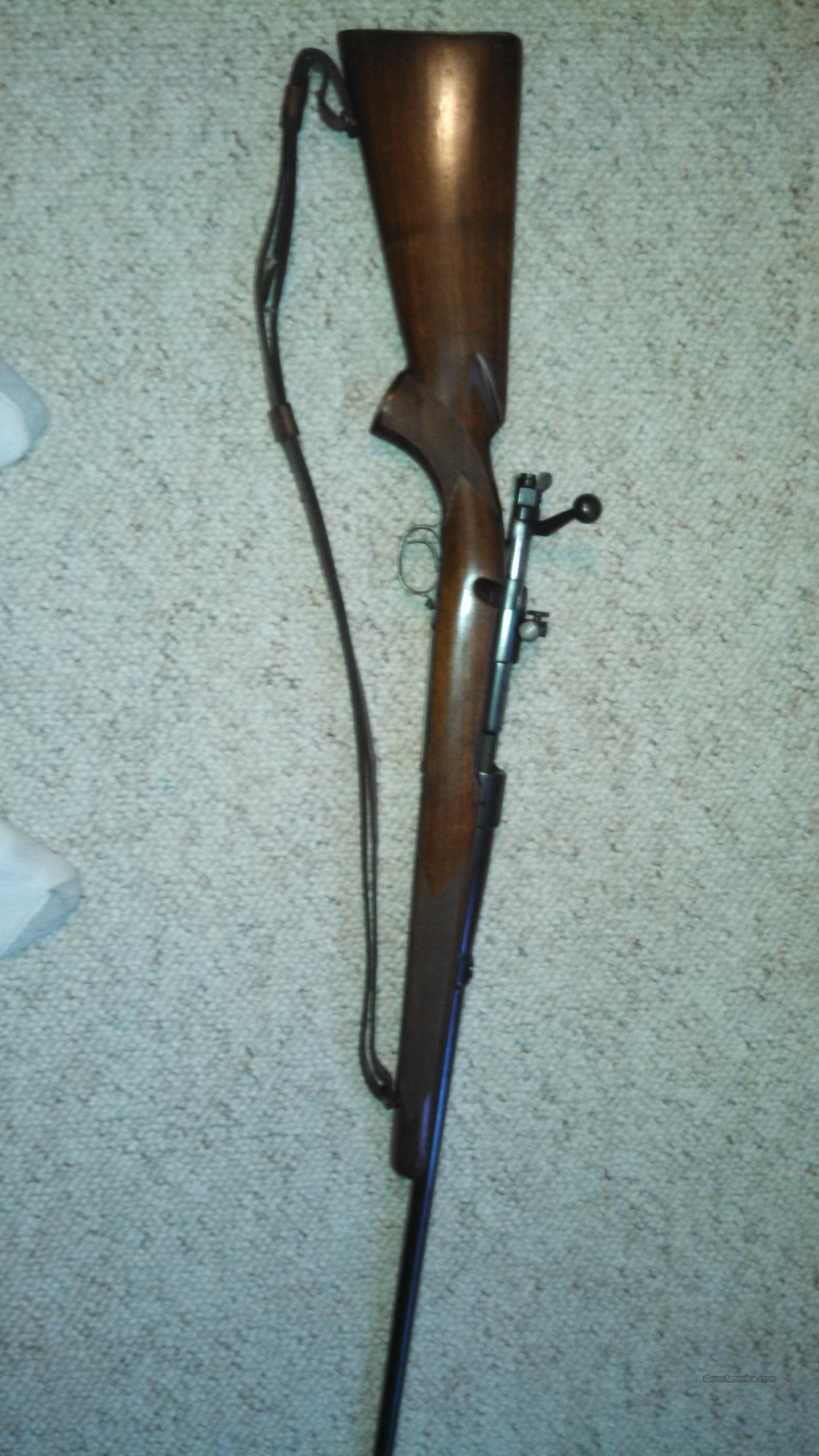 Win. M 70 .270  (1937)  GOOD CONDITION  Guns > Rifles > Winchester Rifles - Modern Bolt/Auto/Single > Model 70 > Pre-64