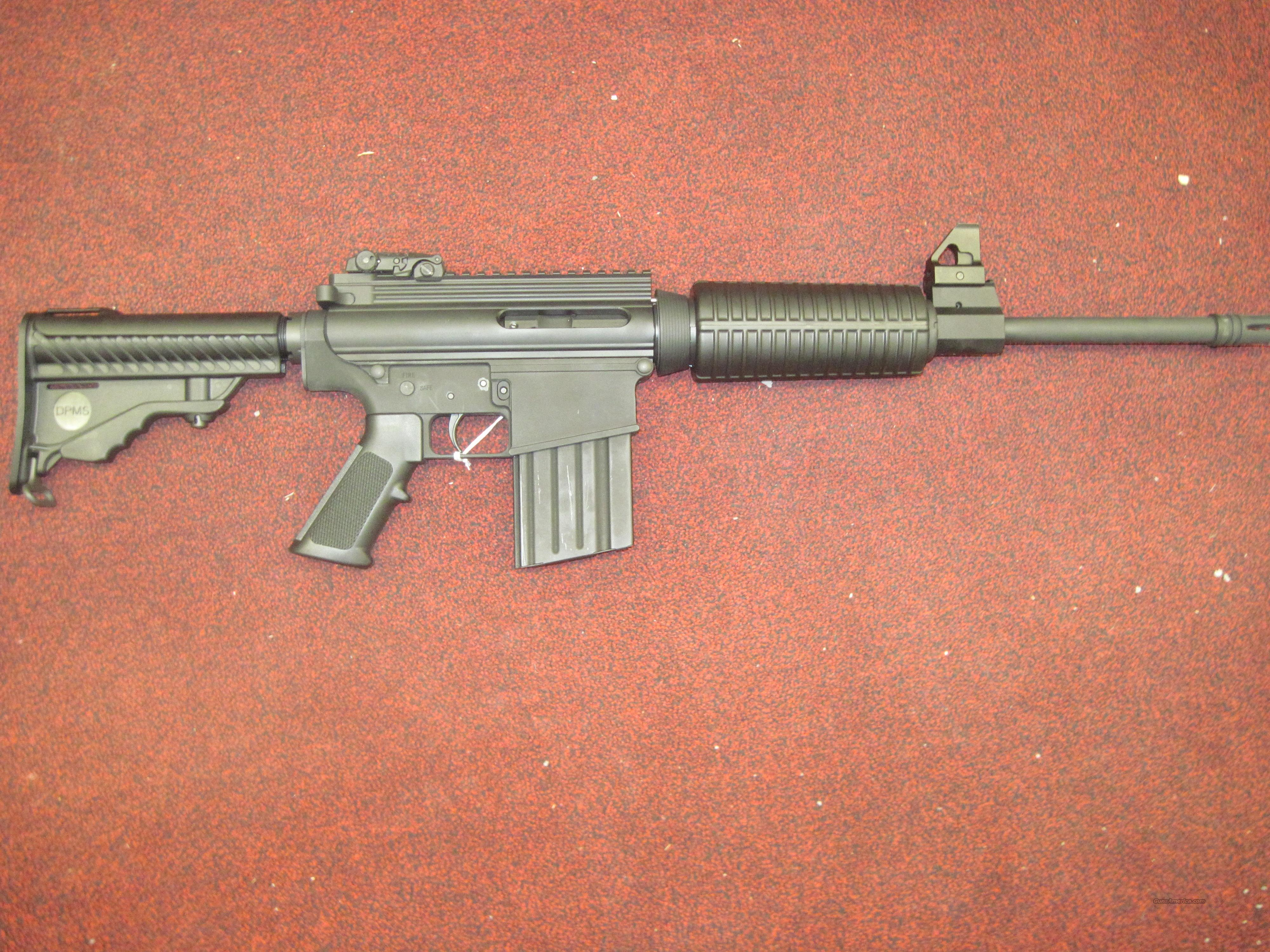 DPMS AR-10  Guns > Rifles > DPMS - Panther Arms > Complete Rifle