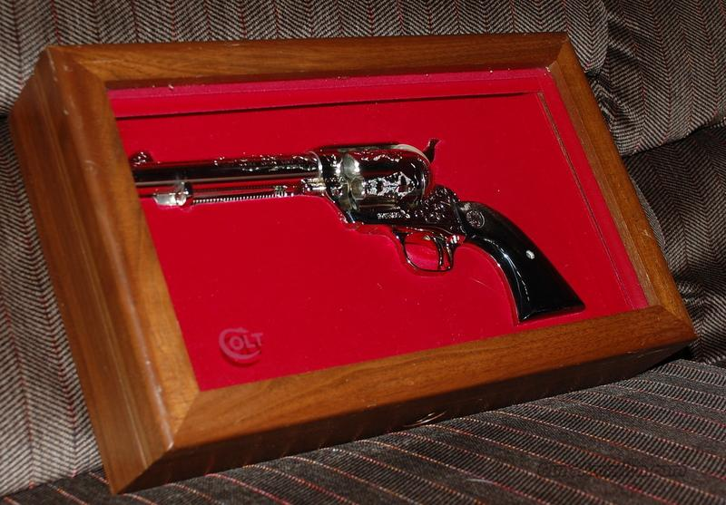 Colt Engravers Special SAA  Guns > Pistols > Colt Single Action Revolvers - 3rd Gen.
