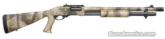 Remington 870 Express Tactical A-TACS Camo in 12 Gauge  Guns > Shotguns > Remington Shotguns  > Pump > Tactical