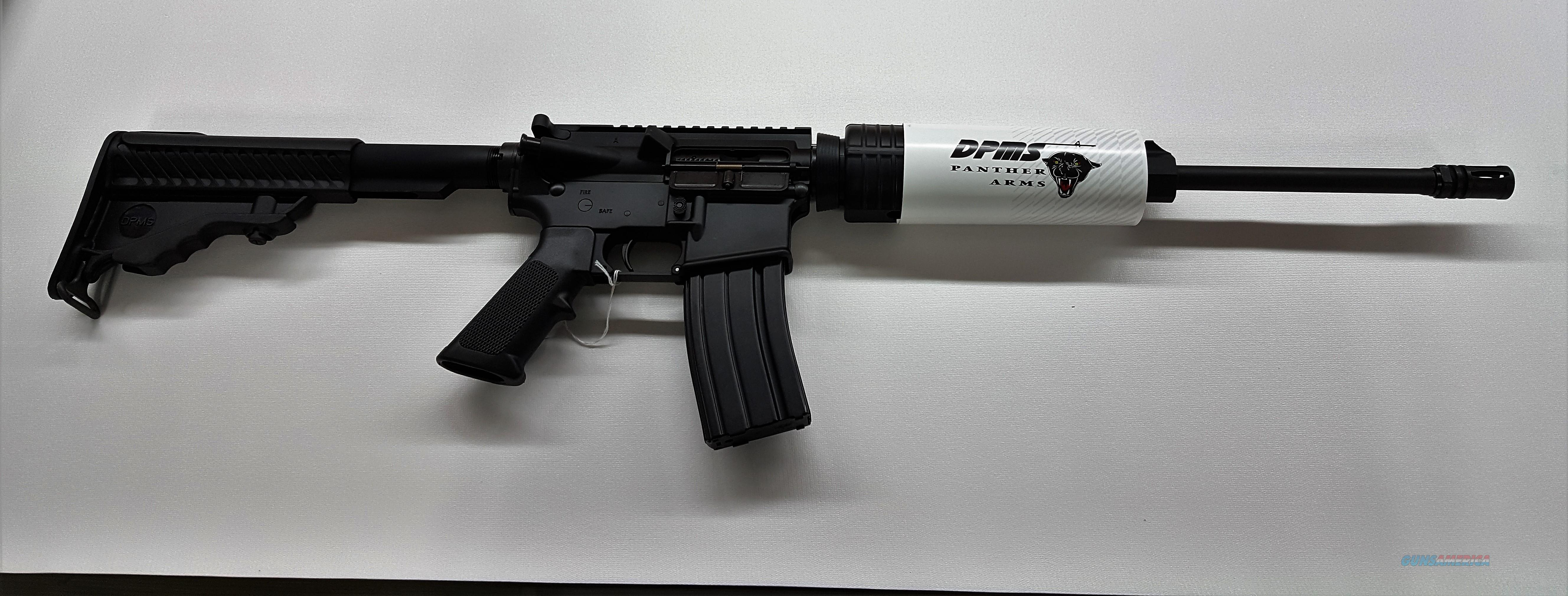 DPMS-Panther Arms 223/5.56  Guns > Rifles > DPMS - Panther Arms > Complete Rifle