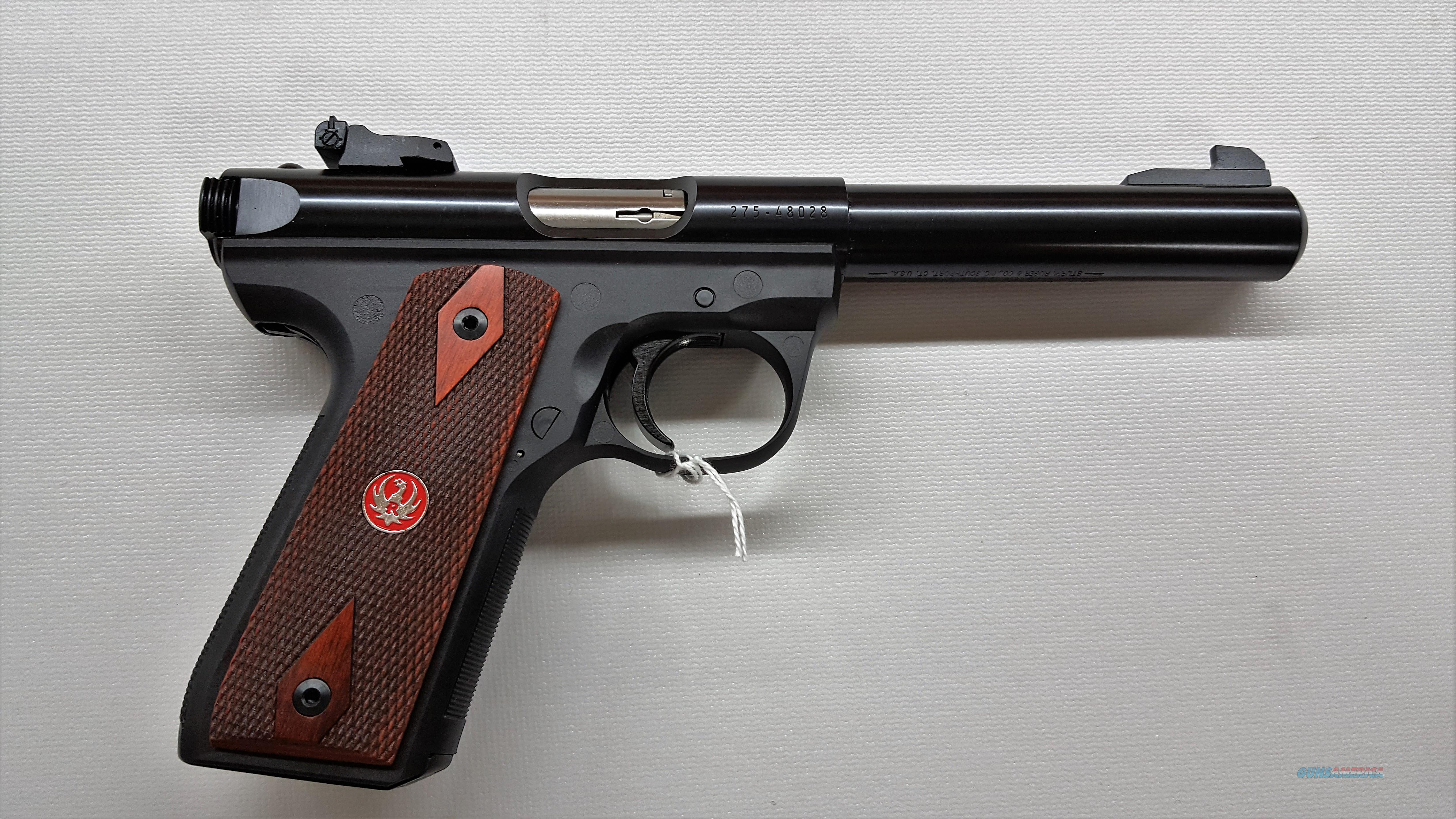 Ruger 22/45 MKIII 22  Guns > Pistols > Ruger Semi-Auto Pistols > 22/45