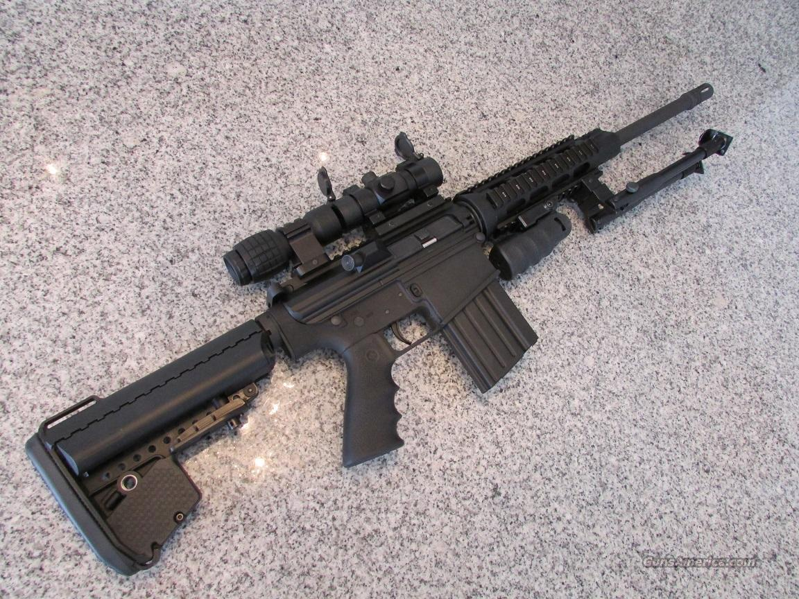 DPMS LR-308 ORACLE AR-10 TACTICAL SOPMOD EDITION  Guns > Rifles > Bushmaster Rifles > Complete Rifles