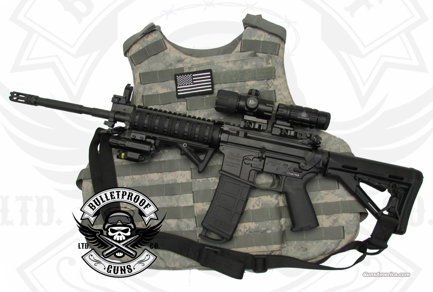 WINDHAM WEAPONRY CARBON M4 - TAC-WARFARE TYPE1  Guns > Rifles > Windham Weaponry Rifles