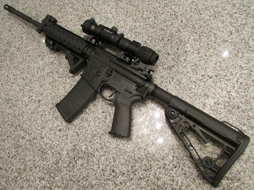 COLT 6940P Tactical Warfare Edition (PISTON)  Guns > Rifles > Colt Military/Tactical Rifles