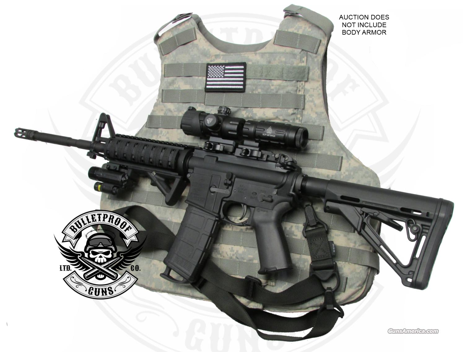 BUSHMASTER XM15-E2S TAC-WARFARE TYPE1  Guns > Rifles > Bushmaster Rifles > Complete Rifles