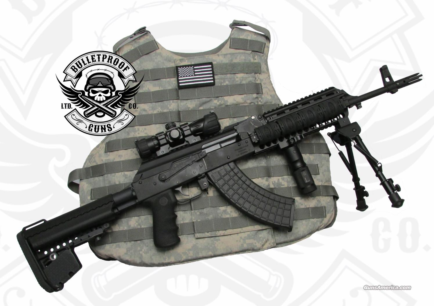 CENTURY WASR-10 GEN2 (7.62X39)  Guns > Rifles > Century International Arms - Rifles > Rifles