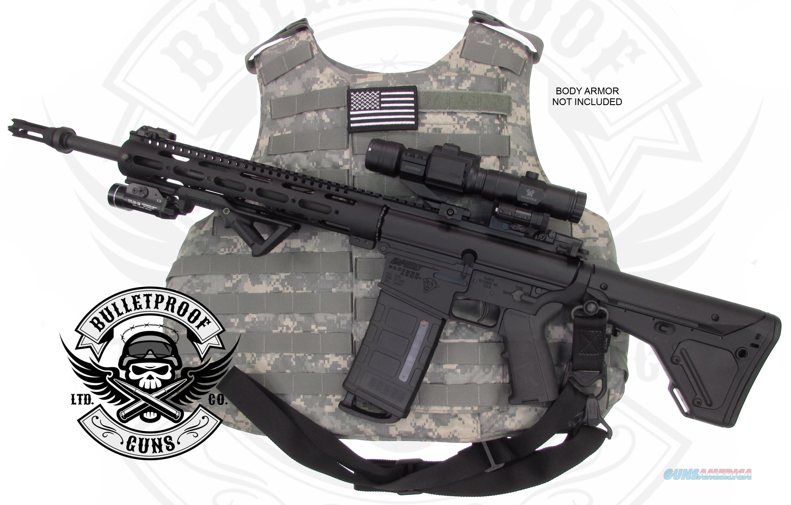 Bulletproof AR10: DPMS LR308 Oracle SOCOM RANGER  Guns > Rifles > DPMS - Panther Arms > Complete Rifle