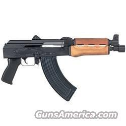 PAP M92 ZASTAVA AK PISTOL FREE SHIPPING NO CC FEES     Guns > Pistols > Century International Arms - Pistols > Pistols