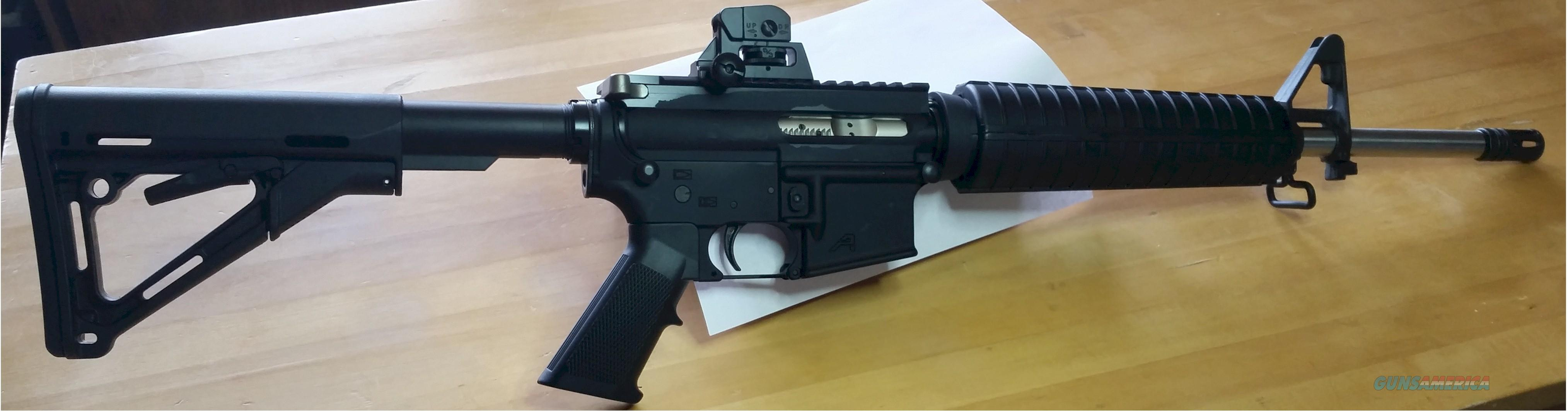 Custom AR15 Stainless  Guns > Rifles > AR-15 Rifles - Small Manufacturers > Complete Rifle