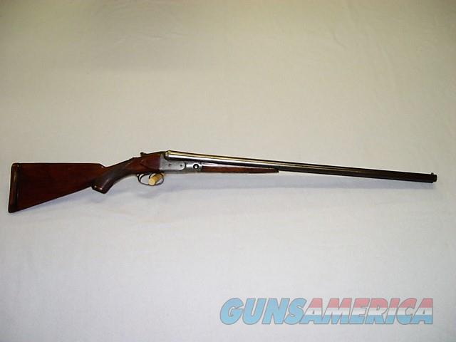 Parker Brothers VH SxS 12 GA  Guns > Shotguns > Parker Shotguns