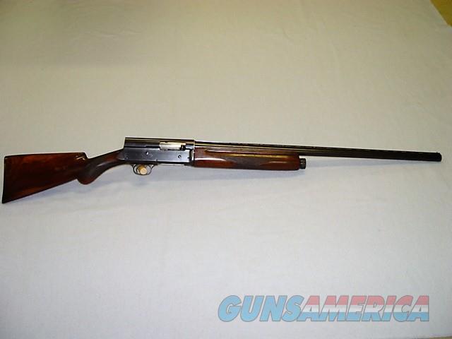 Remington Model 11  12 GA  Guns > Shotguns > Remington Shotguns  > Autoloaders > Hunting