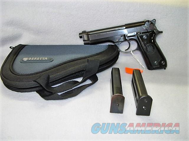 Beretta 92S  9MM Parabellum  Guns > Pistols > Beretta Pistols > Model 92 Series