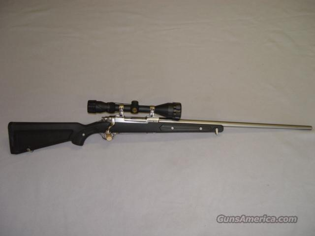 RUGER M77 MARK II  50 YEAR COMM.  .264 WIN MAG.  Guns > Rifles > Ruger Rifles > Model 77