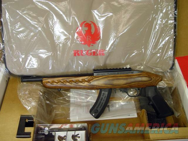 RUGER 22 CHARGER BROWN LAMINATE - NEW 22LR  Guns > Pistols > Ruger Semi-Auto Pistols > Charger Series