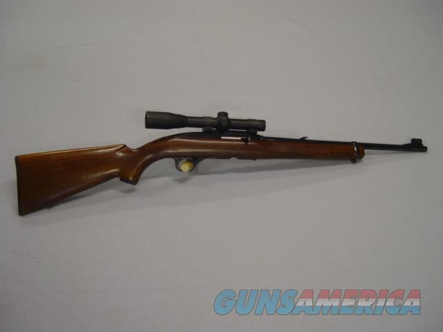 Winchester 100 Carbine .308 Win.  Guns > Rifles > Winchester Rifles - Modern Bolt/Auto/Single > Autoloaders