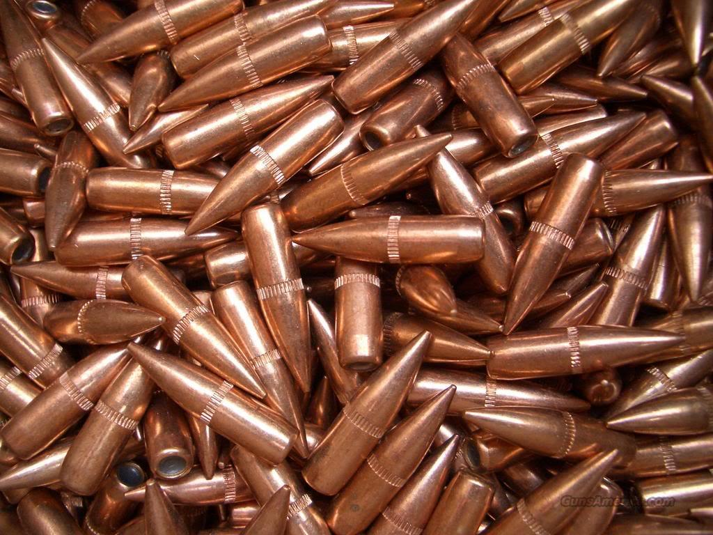 New .223 cal. / 5.56 Lake City 62gr. SS109 / M-855 A.P. Bullets - 1000   Non-Guns > Reloading > Components > Bullets