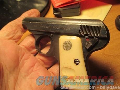 Armi-Galeci Brescia Brevetto 6.35 mm 25 ACP  Guns > Pistols > A Misc Pistols