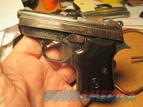 Titan FIE Excam 25 ACP blued  Guns > Pistols > FIE Pistols