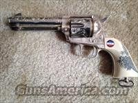 UBERTI GEORGE PATTON COMMEMORATIVE  Guns > Pistols > Military Misc. Pistols US > Other