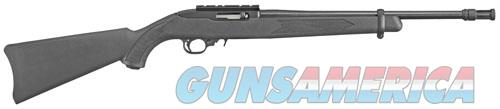 "Ruger 1261 10/22 Tactical SA 22 Long Rifle 16.13"" Black Synthetic Black Matte  Guns > Rifles > Ruger Rifles > 10-22"