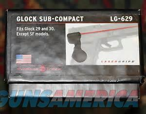 Crimson Trace Laser LG-629 Glock 29 and Glock 30  Non-Guns > Gun Parts > Grips > Other